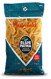 Pastas de harina de arroz. Industria Uruguaya  Peso: 500gr