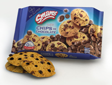 SMAMS Chips de Chocolate