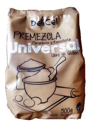 Esta premezcla universal es apta para consumo en todo tipo de dietas.