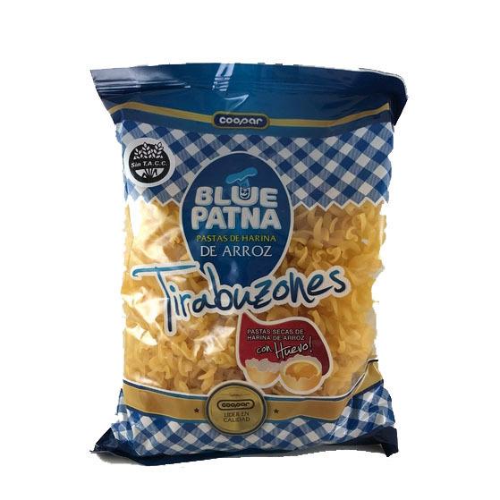 Los mejores fideos de harina de arroz! Divertidos tirabuzones que son versatiles y al gusto de todos.