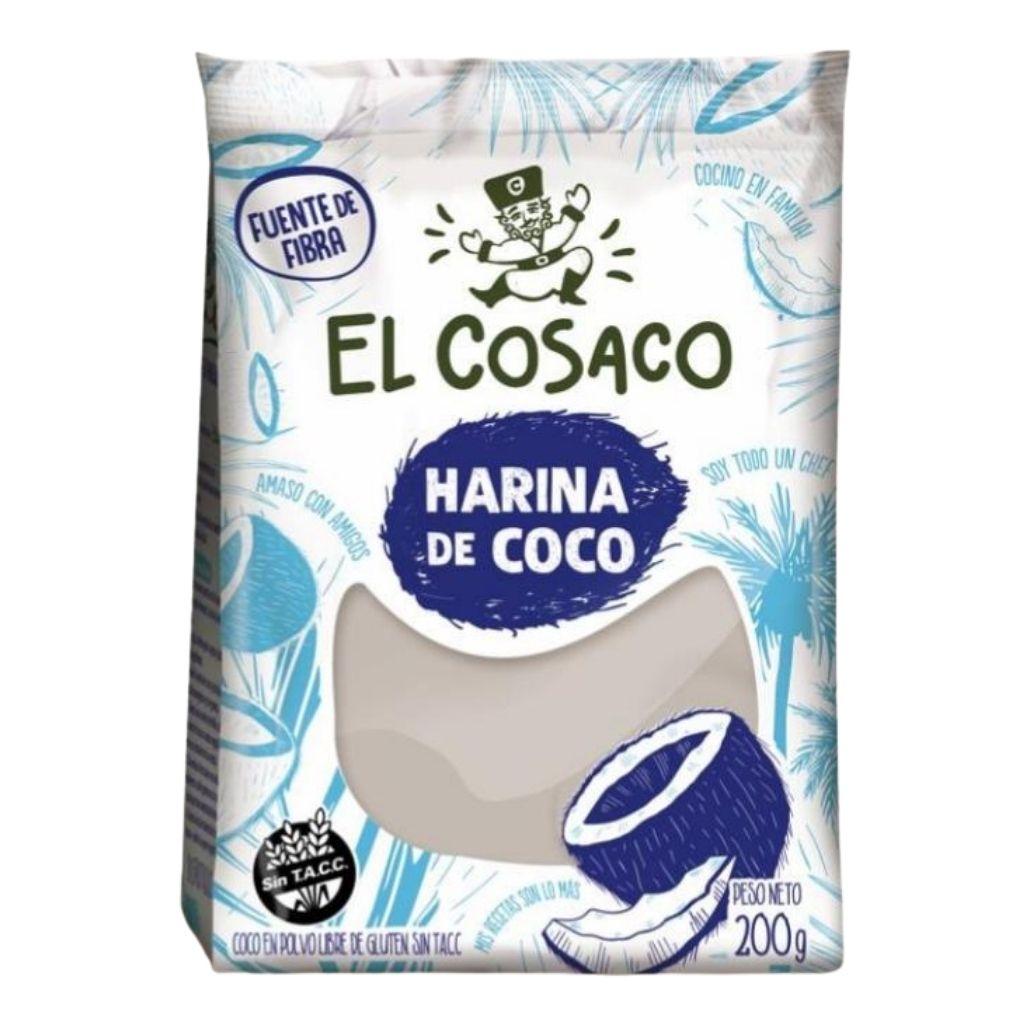 Estupenda harina de Coco, ideal para elaboraciones que prescinden de las harinas tradicionales.  Un super alimento que vale la pena incorporar en tu dieta.