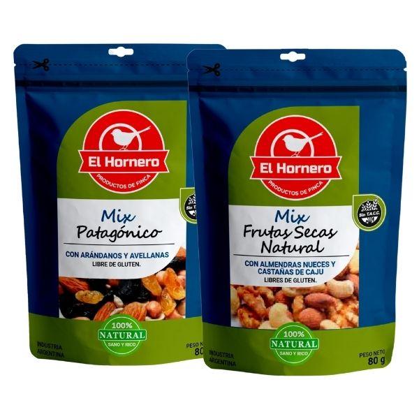 Frutos secos libres de gluten certificados.  Lo productos El Hornero son sinónimo de calidad, sus productos premium son producidos y seleccionados cuidadosamente. Con tradición en elaboracion de conservas, frutos secos de origen natural, especias y condimentos puros libres de gluten.