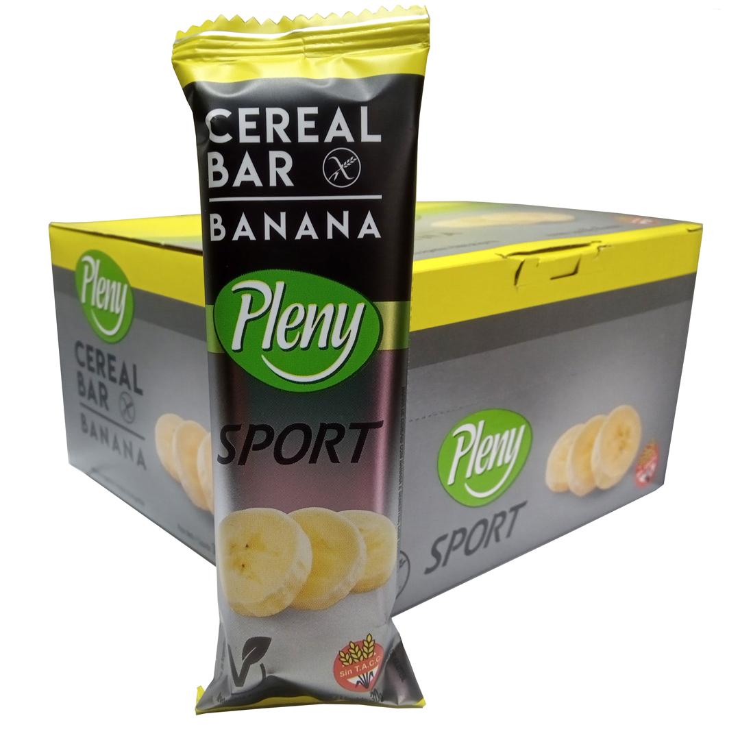 Cuántas veces te dieron ganas de comer algo rico y no tenías nada a mano? Riqusimas barras de cereales Sport te dan el toque de energía extra. Sabores Almendras, Banana.